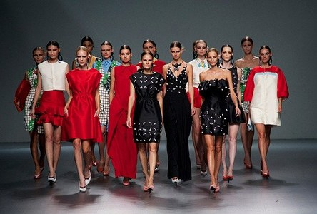 Madrid Fashion Week Desfiles