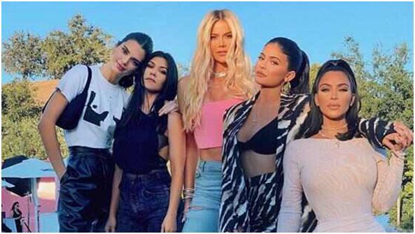 Las hermanas Kardashian – Jenner