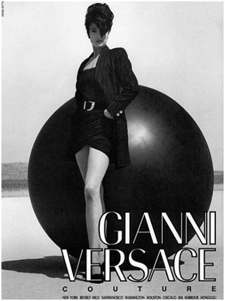 Gianni Versace Poster