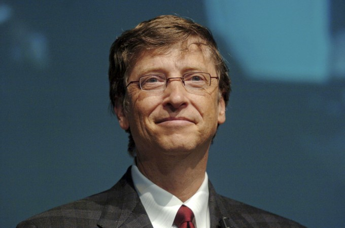 Filantropo Bill Gates