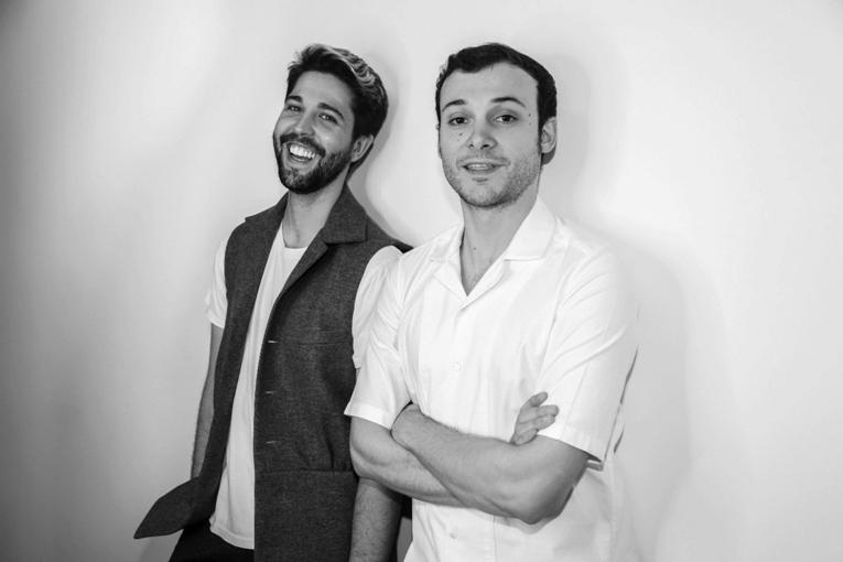 Carlos Paredes Jimenez y Renato Ruffoni Giusti