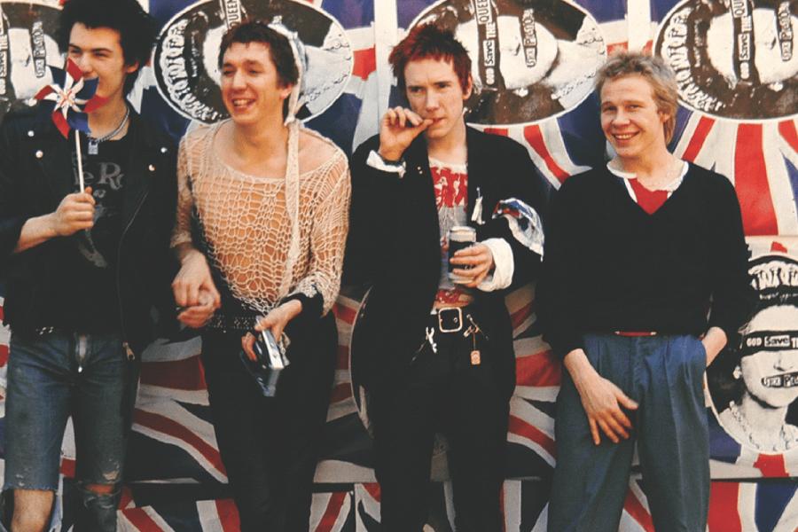 Moda 80s Punks