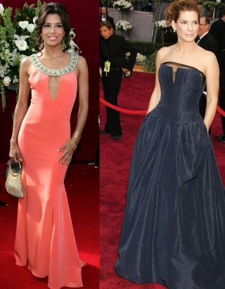 Eva Longoria y Sandra Bullock