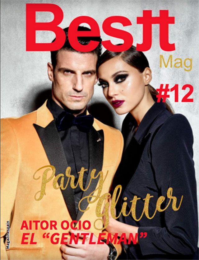 Portada de la Revista Best Mag