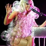El Vestido de Burbujas de Lady Gaga