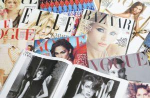 Las Mejores Revistas de Moda Internacionales