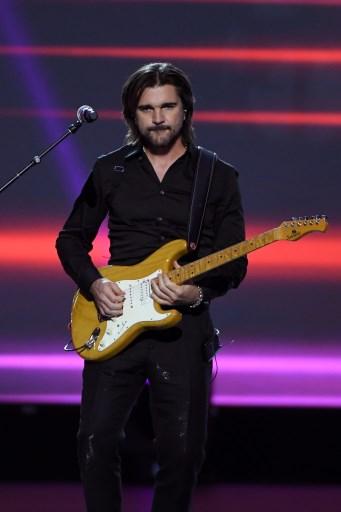 Juanes en el Latin Grammy 2019.