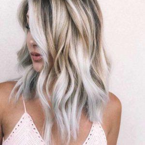 Últimas tendencias en colores de tintes para el cabello.
