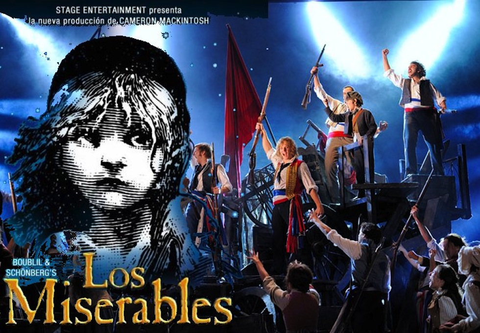 Los Miserables Musical.