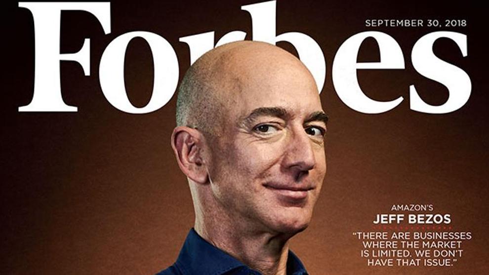 Portada de la Revista Forbes