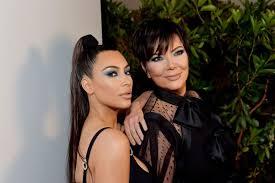 Kim Kardashian y Kriss Jenner