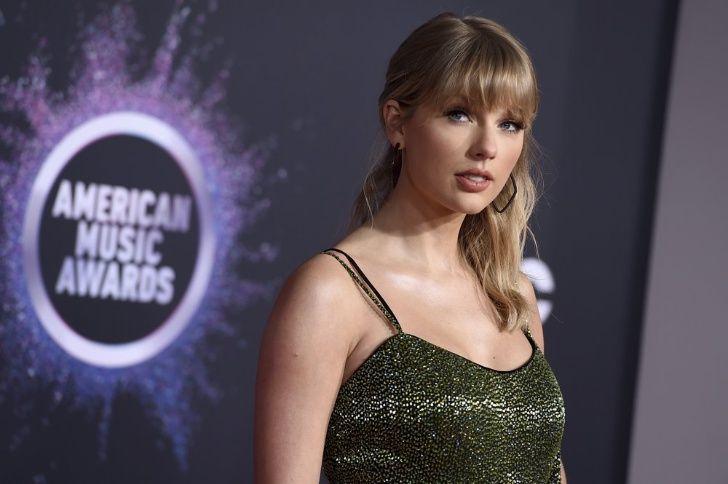 Taylor Swift es la Artista de la década en los American's Music Awards 2019