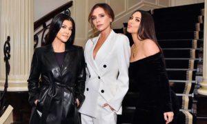 Victoria Beckham, Kourtney y Kim Kardashian lanzan nueva línea de cosméticos