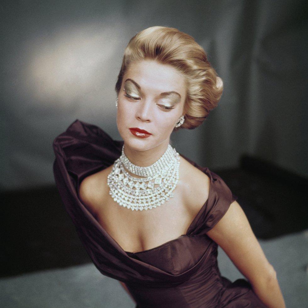 Jean Patchett, la modelo que marcó una época