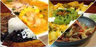 Gastronomia criolla