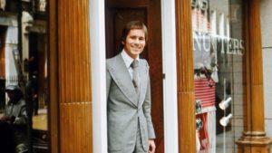 Tommy Nutter, el sastre que vistió a The Beatles