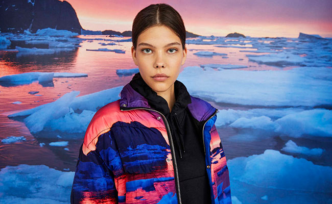 Bershka X National Geographic,