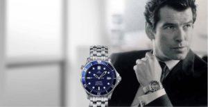 Omega Seamaster: El reloj oficial de James Bond