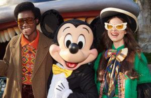 Mickey Mouse, la nueva estrella de Gucci