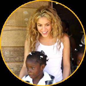 Fundación Pies Descalzos de Shakira