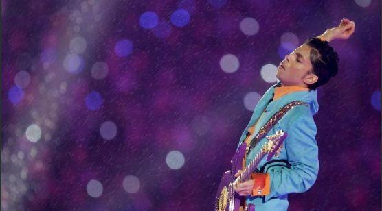 Super Bowl XLI – Prince