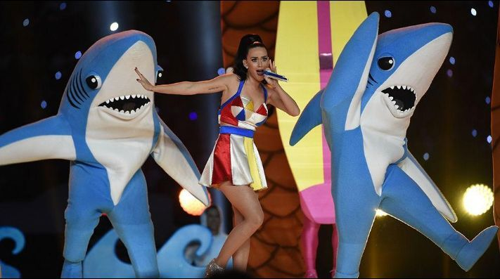 Super Bowl XLIX - Katy Perry