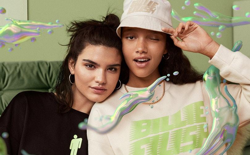 H&M lanza una colección con Billie Eilish