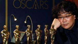Parasite cambió la historia de los Premios Oscar