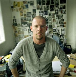 Alexander McQueen, el enfant terrible