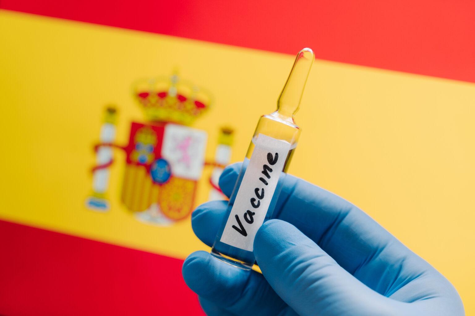 Vacuna en España