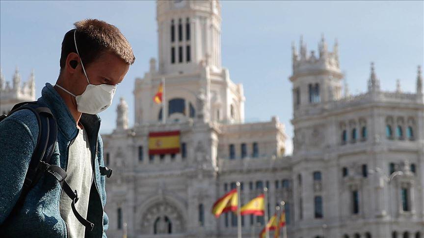España en pandemia