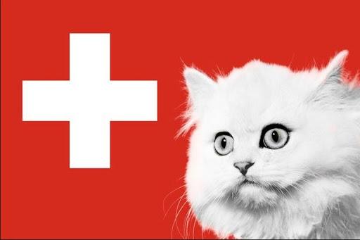 Mascotas en Suiza