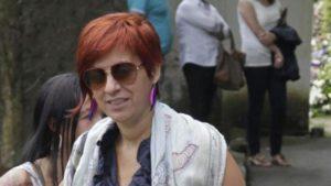 Sandra Ortega donó mascarillas y batas para combatir el coronavirus.