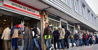 Crisis de empleo en España