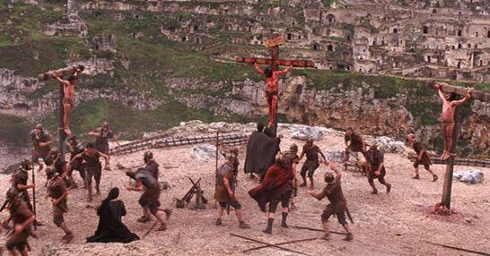 La crucifiixión