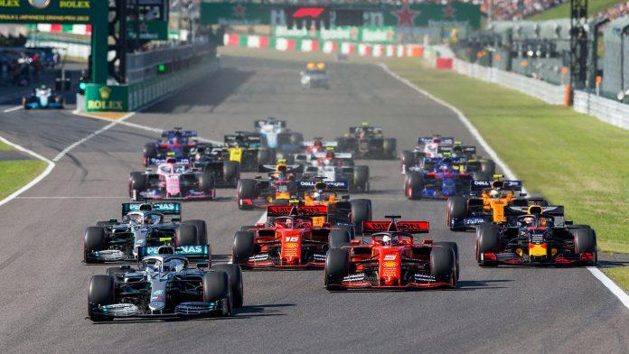 Equipos de Fórmula 1