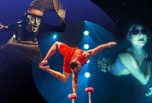 Cirque du Soleil lleva la magia del circo a tu hogar
