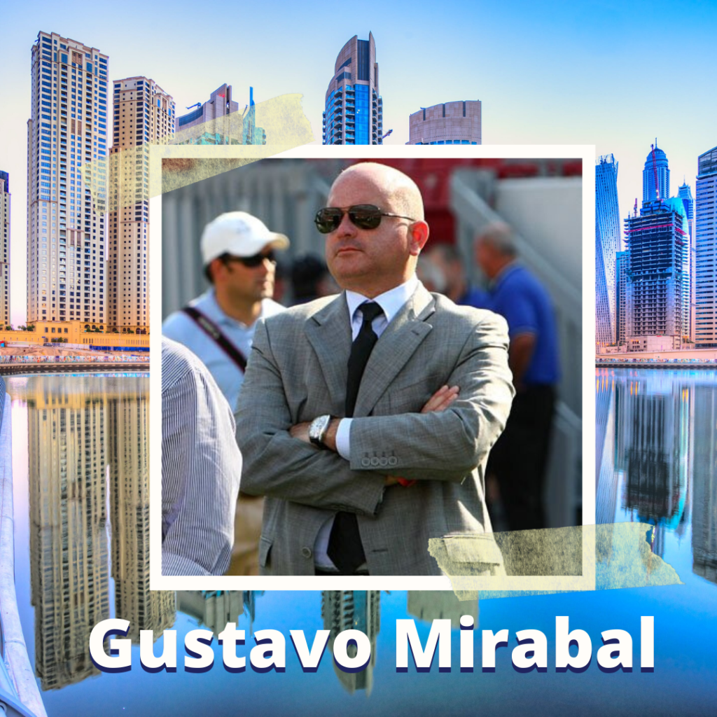 Gustavo Mirabal | Poderopedia Dubái United Arab Emirates