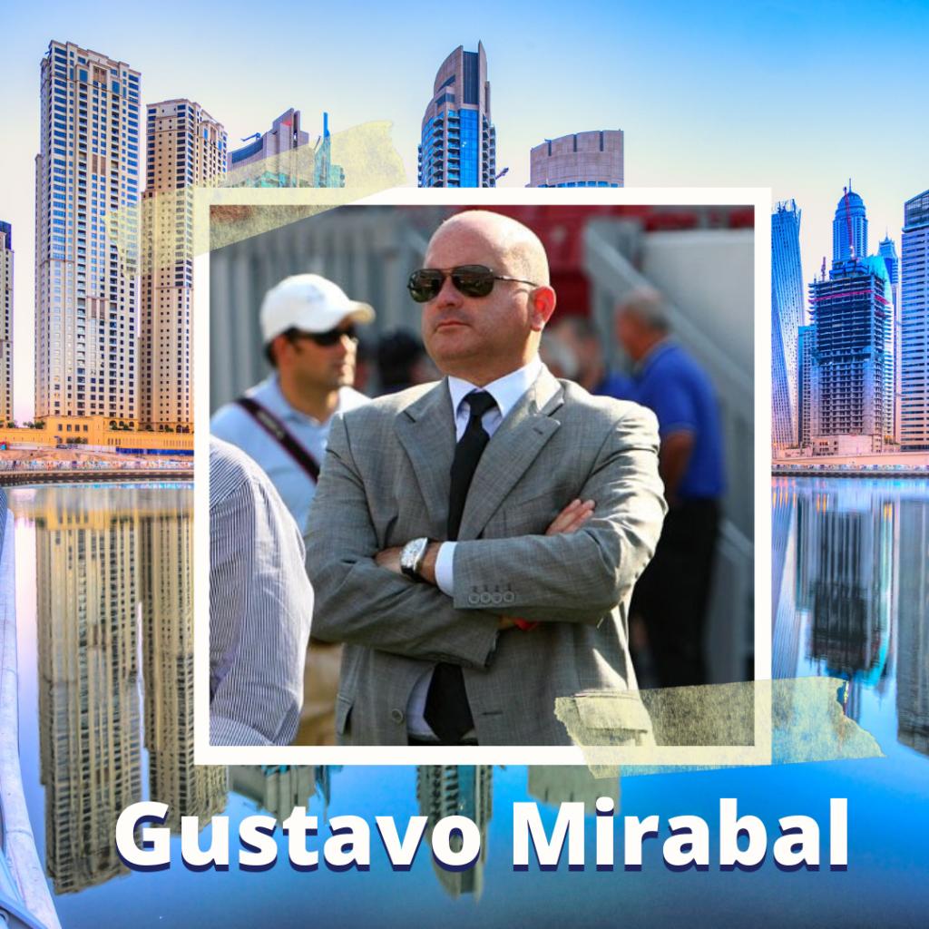 Gustavo Mirabal | Poderopedia Dubái United Arab Emirates