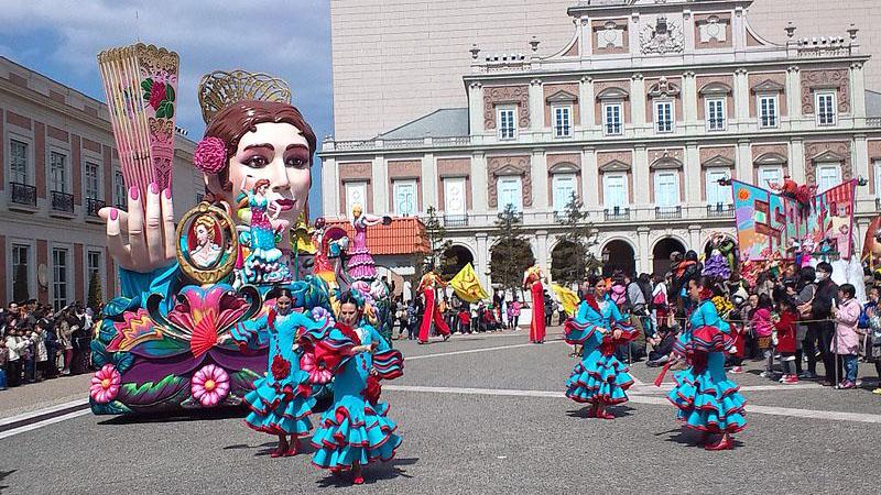 Carnaval en España