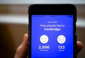 How We Feel, la app para autodiagnosticar síntomas de Coronavirus