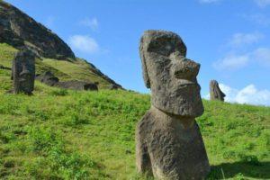 Moai: El misterio de los gigantes de la Isla de Pascua