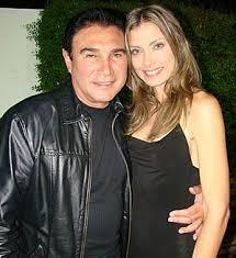 Daniel Alvarado y su esposa Emma Rabbe