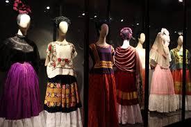 La vestimenta de Frida Kahlo
