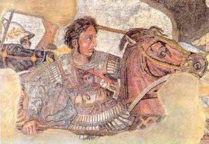 Alejandro Magno y su caballo Bucéfalo: La dupla conquistadora