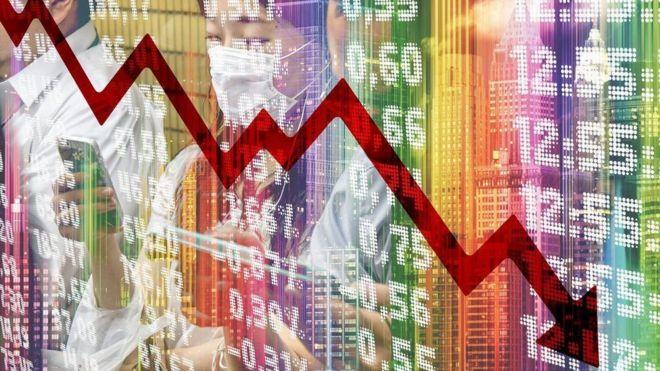 El coronavirus colapsa la economía mundial