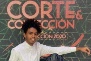 Luis Palacios, el diseñador venezolano que ganó reality show de costura en Argentina