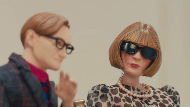 Marionetas de Moschino