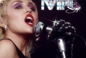 """Miley Cyrus rinde tributo a los años 80 con estilo y glamour en su videoclip """"Midnight Sky"""""""