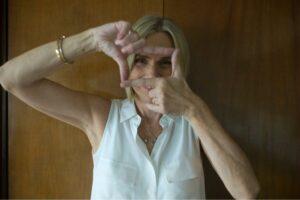 Elia Schneider, la cineasta más laurada del cine venezolano